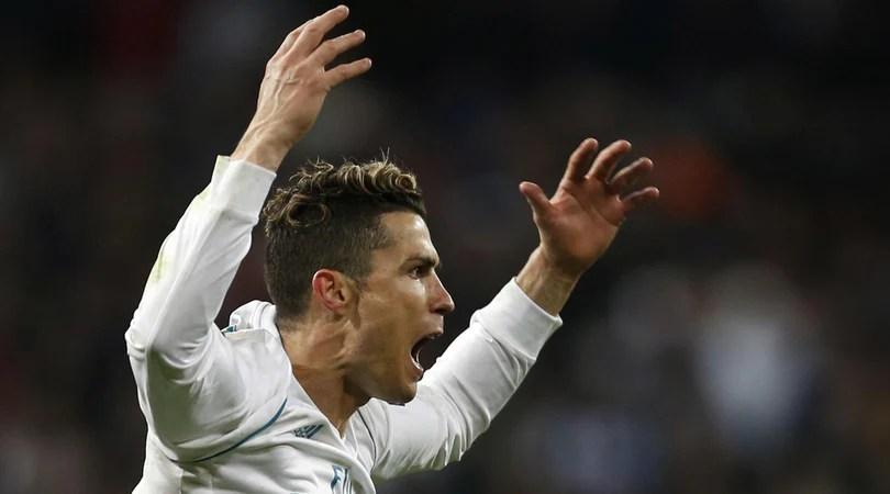Real, Cristiano Ronaldo: «Non capisco le proteste della Juve, era rigore»