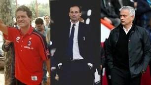 Allegri, cinque campionati di seguito: è l'unico nella storia del calcio italiano