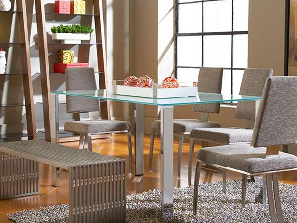 Rent The Slim Rectangle Table Cort Furniture Rental