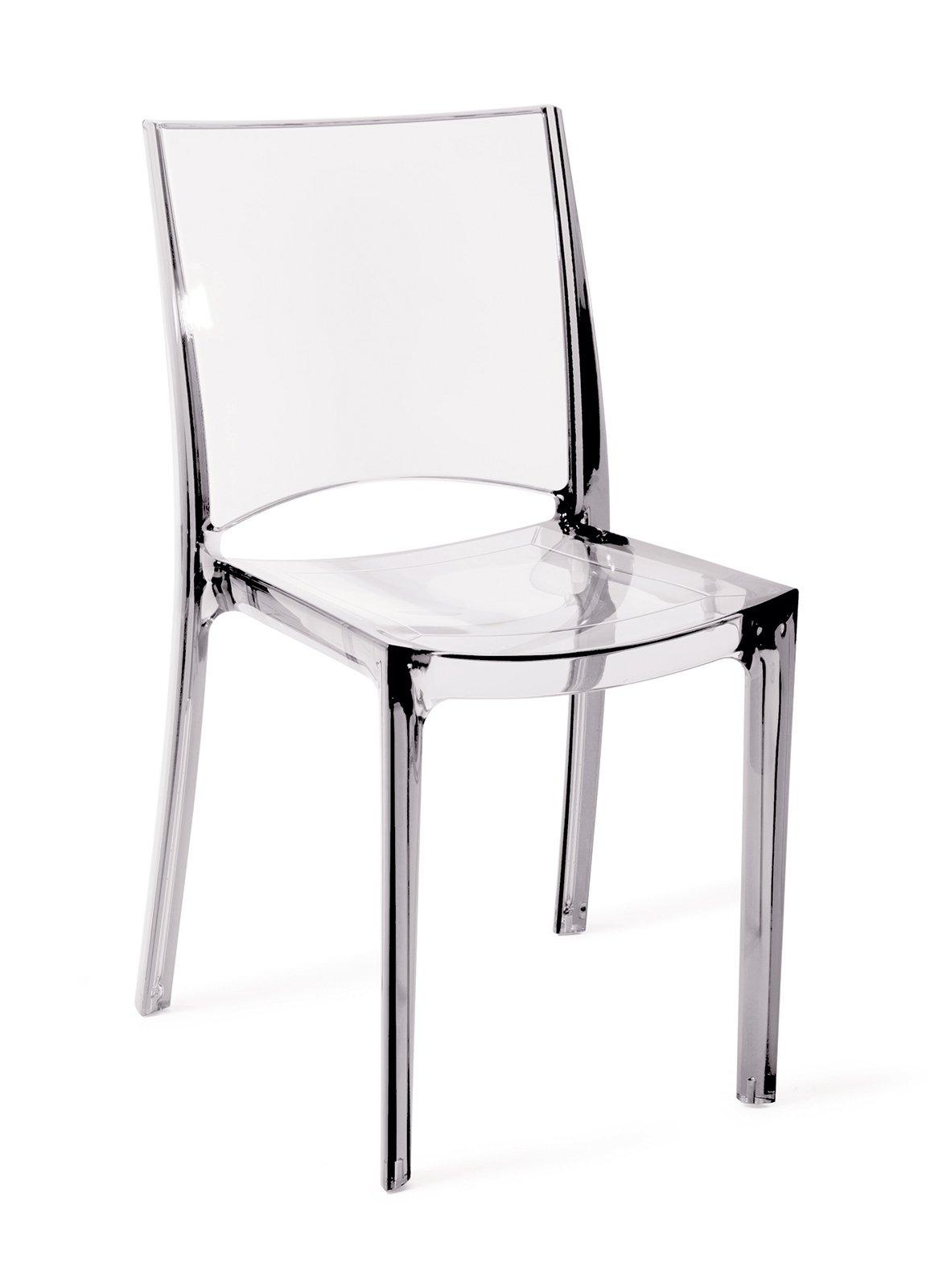 Sedie Trasparenti E La Stanza Sembra Più Grande Cose Di Casa