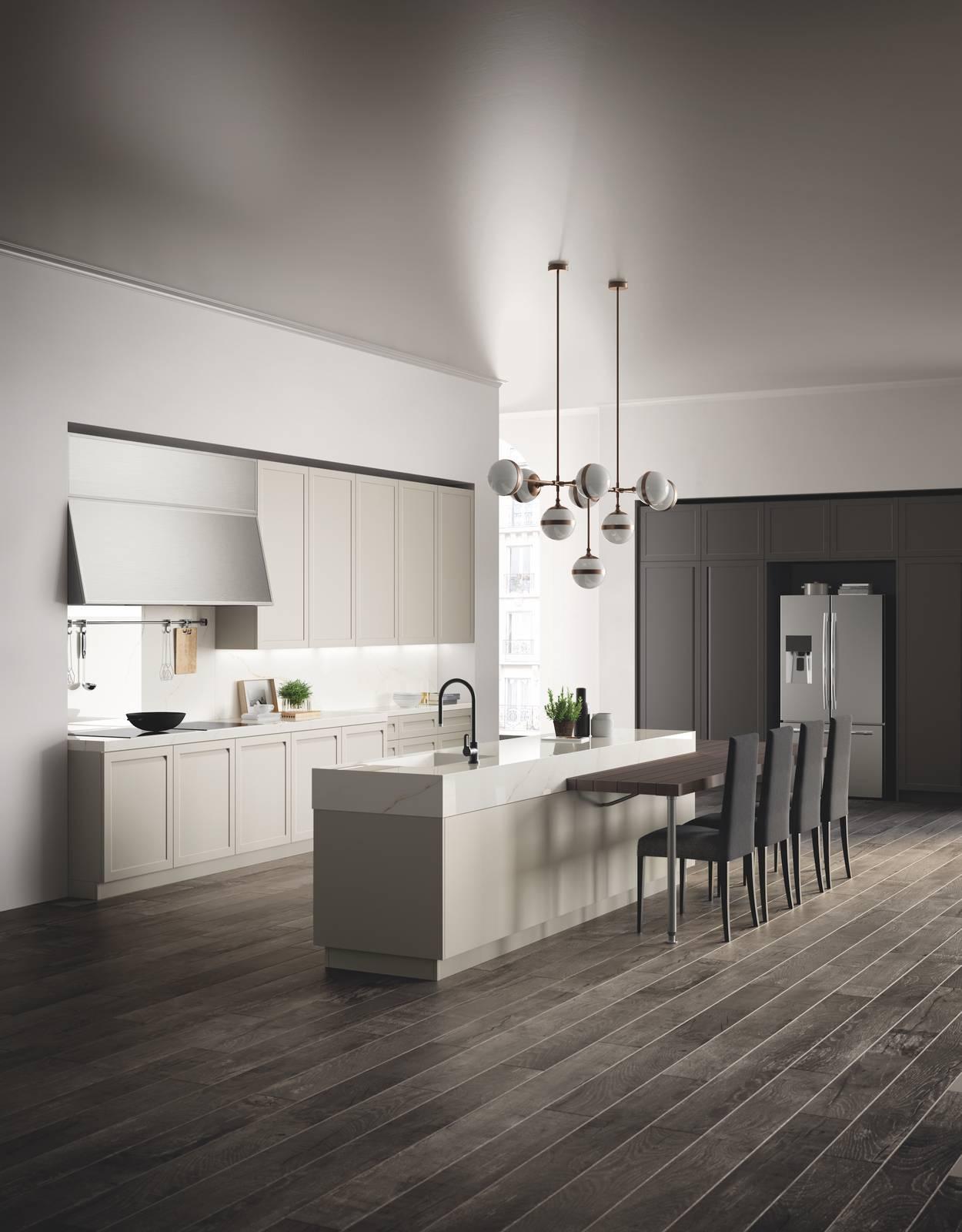 Bancone cucina cool offerta cucina ad angolo con bancone astra cucine modello dada with bancone - Bancone cucina legno ...