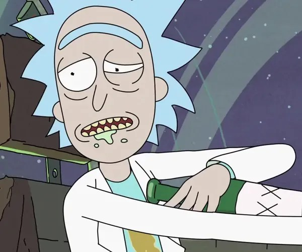 Image result for rick sanchez