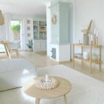 Kamin In Einer Ungewohnten Farbe Kamin Wohnzimmer