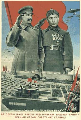 Kuvahaun tulos haulle Stalin Putin
