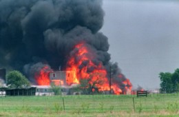Police run amuck: the massacre at Waco, Texas, April 19, 1993