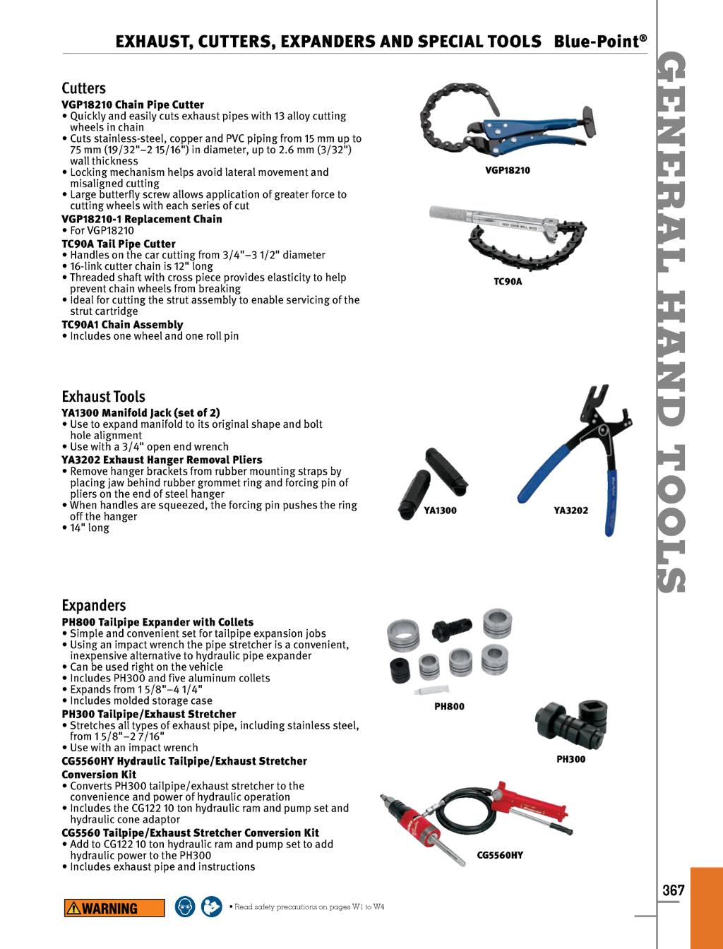 snap on tools catalog english cat1300