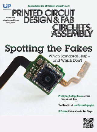 Printed Circuit Design & Fab - March 2017