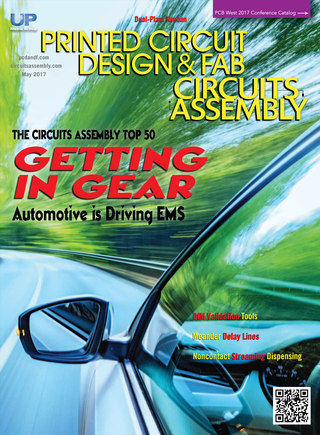 Printed Circuit Design & Fab - May 2017