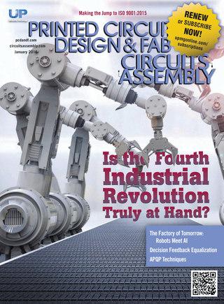 Printed Circuit Design & Fab - January 2018