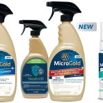 Microgold All Purpose Cleaner Microgold Mutli Action Disinfectant Antimicrobial Spray And Waterless Hand Soap From Granite Gold The Hardware Connection