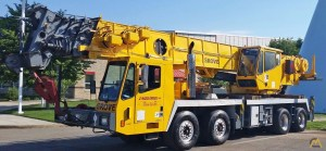 Grove TMS870B 70ton Telescopic Truck Crane For Sale