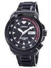 J.Springs by Seiko Sports Automatic Black Dial 100M BEB053 Men's Watch