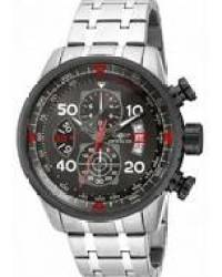 Invicta Aviator Chronograph Gunmetal 17204 Men's Watch