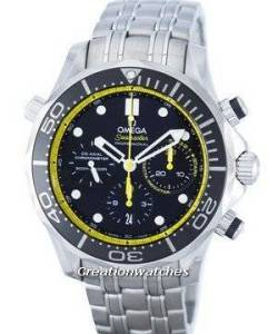Omega Seamaster Professional Co-Axial Diver's 212.30.44.50.01.002 Men's Watch