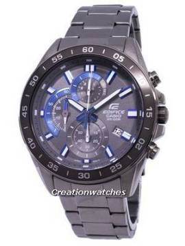 Casio Edifice Chronograph Quartz EFV-550GY-8AV Men's Watch