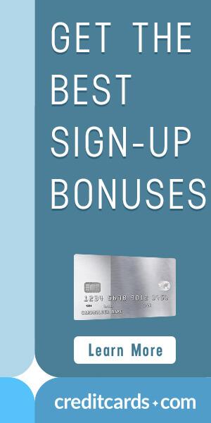 Sign-Up Bonuses