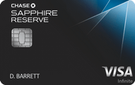 Chase Sapphire Reserve®