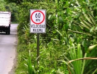 Ruta-32-Carretera-Limon-Senal-Velocidad