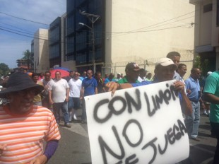 Gobierno propone a Japdeva y Sintrajap negociar acuerdo para pagar por día laborado a quienes se mantuvieron en huelga