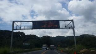 Ruta 27 permanecerá inhabilitada, valoraciones continuarán mañana