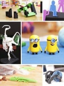 3D Printing Examples Skiware
