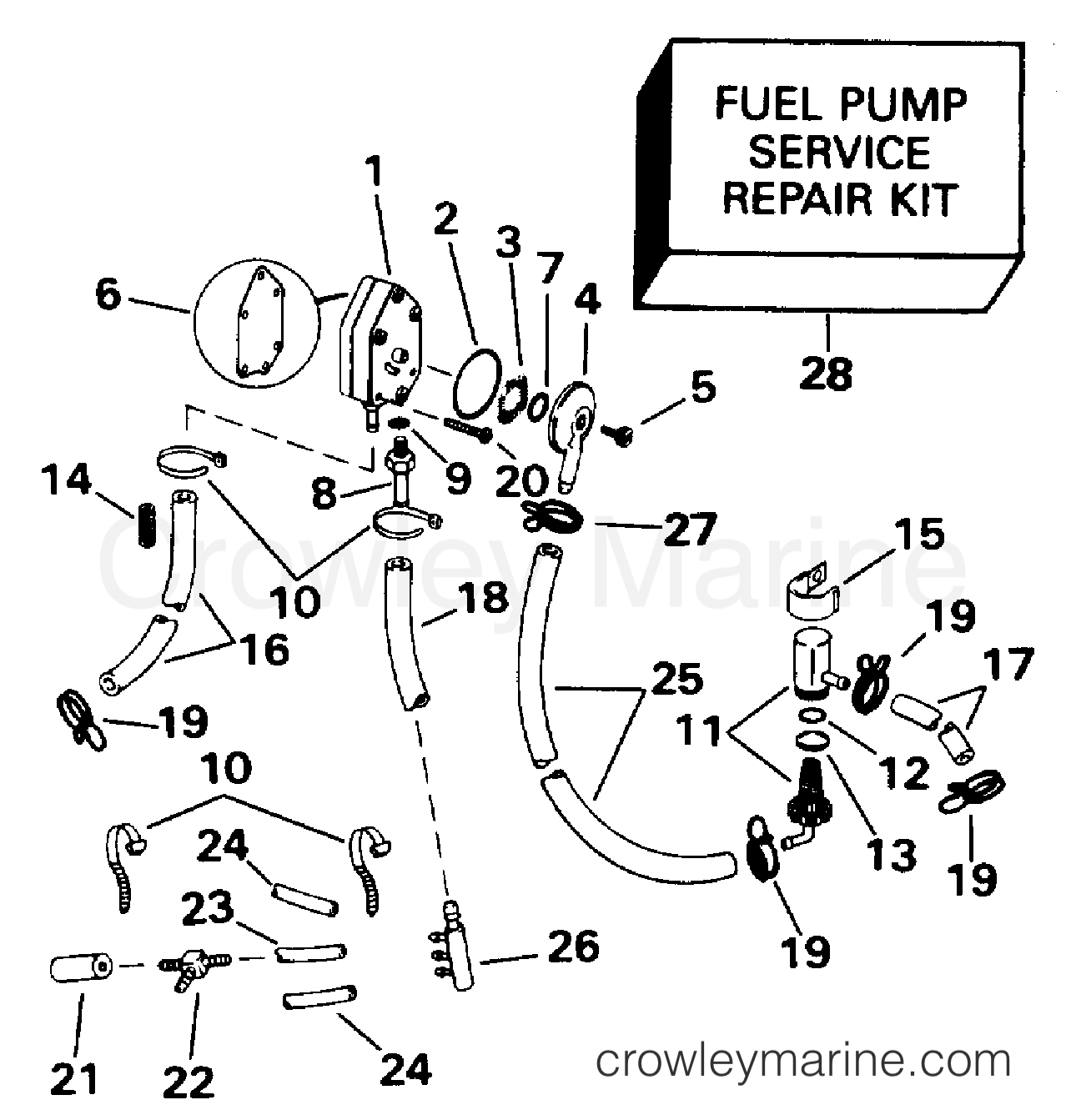 Fuel Pump Amp Filter