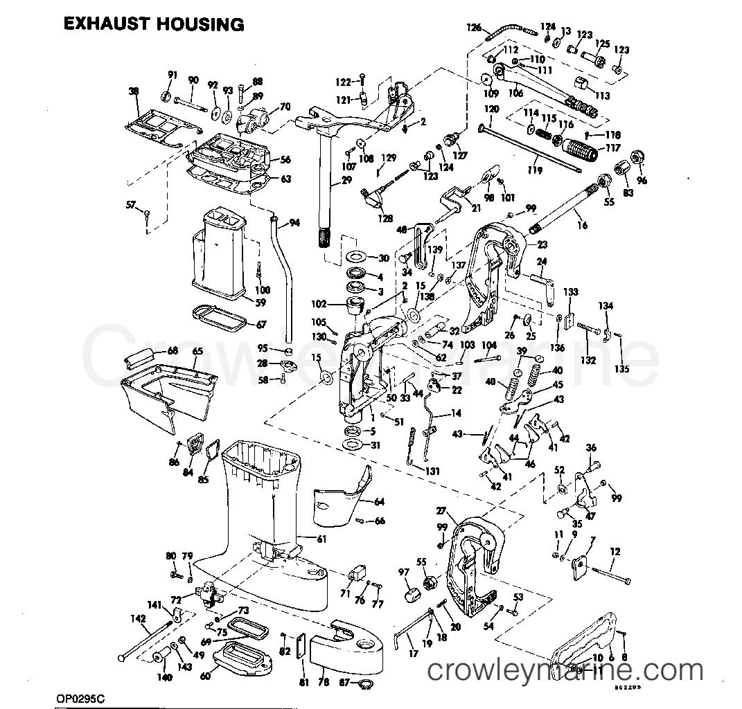 Exhaust Housing