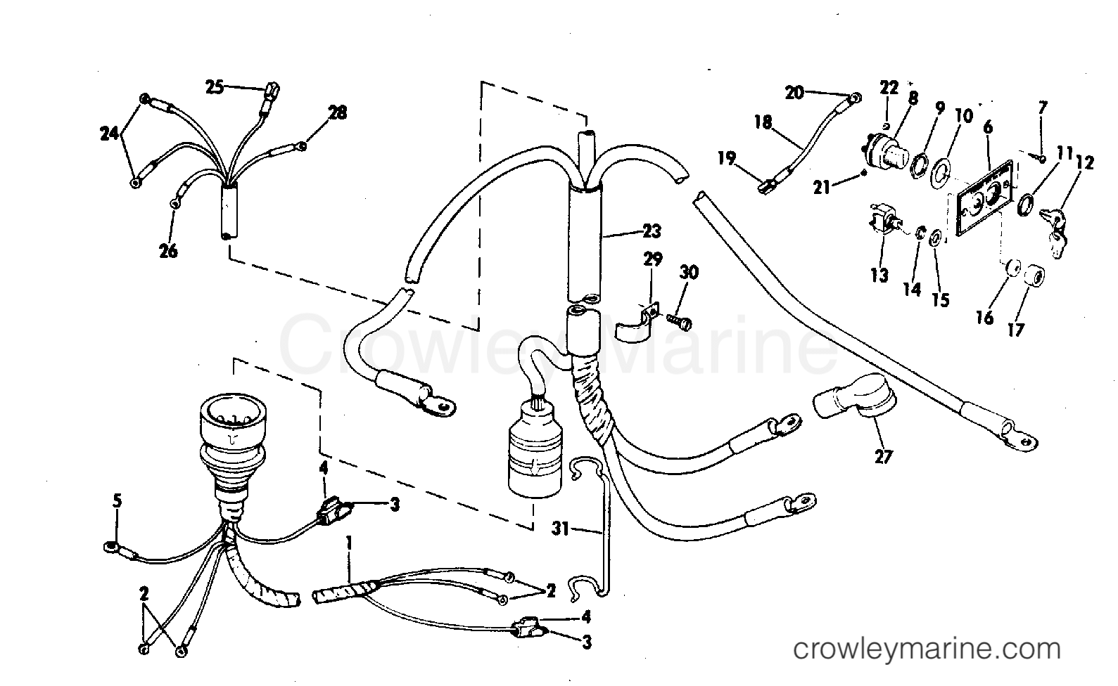 Instrument Amp Cable
