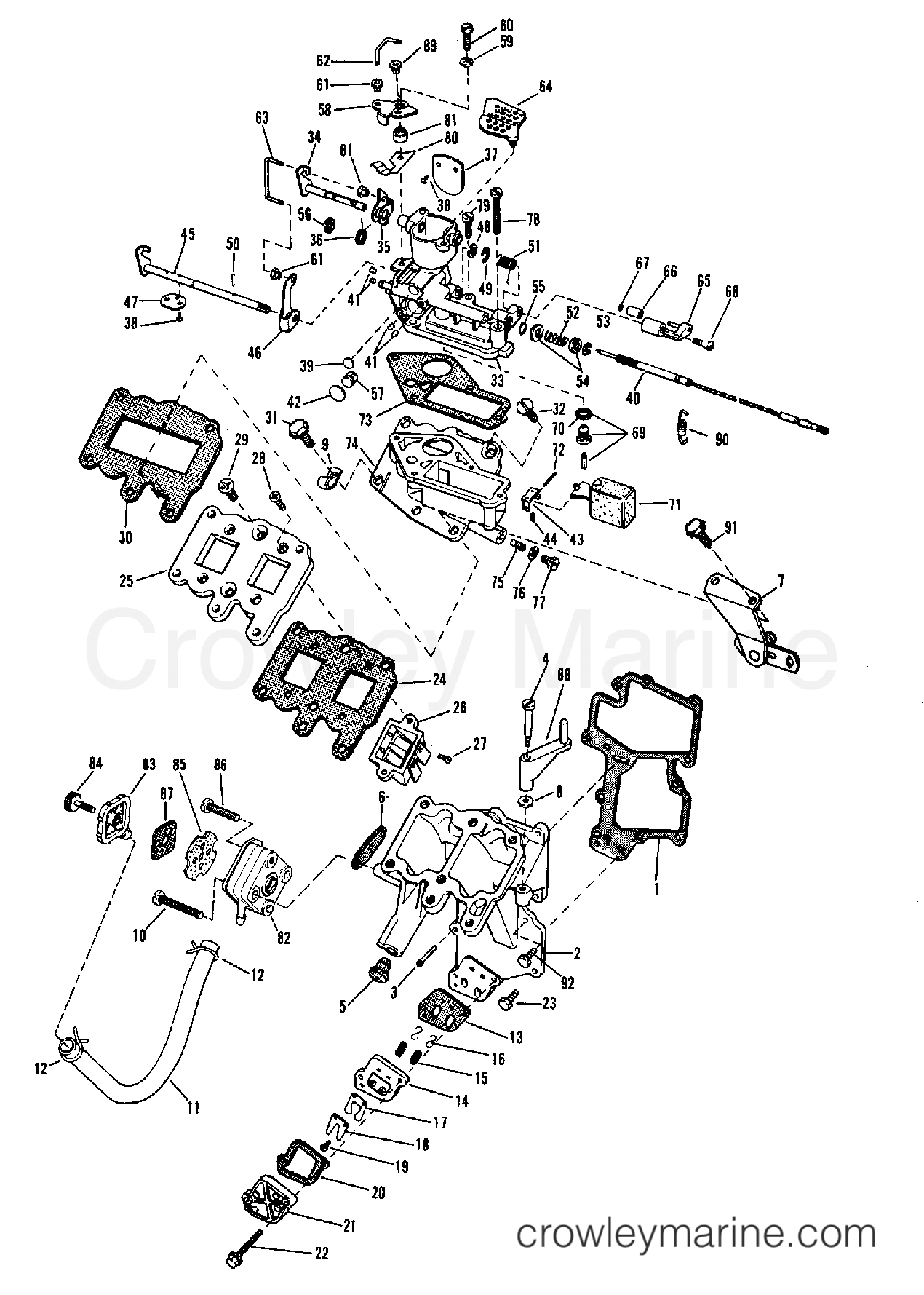 Carburetor Group