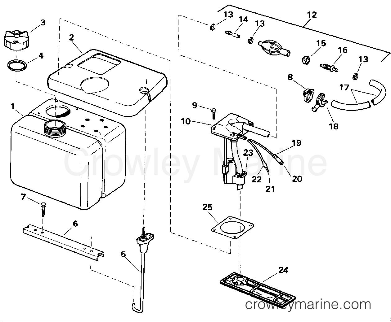 Vro2 Oil Tank Kit
