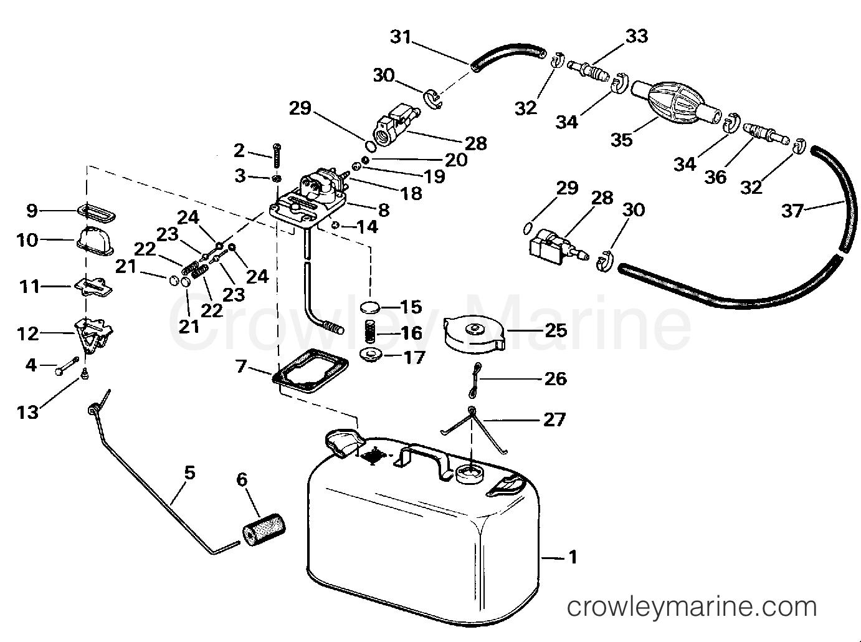 Fuel Tank With Gauge