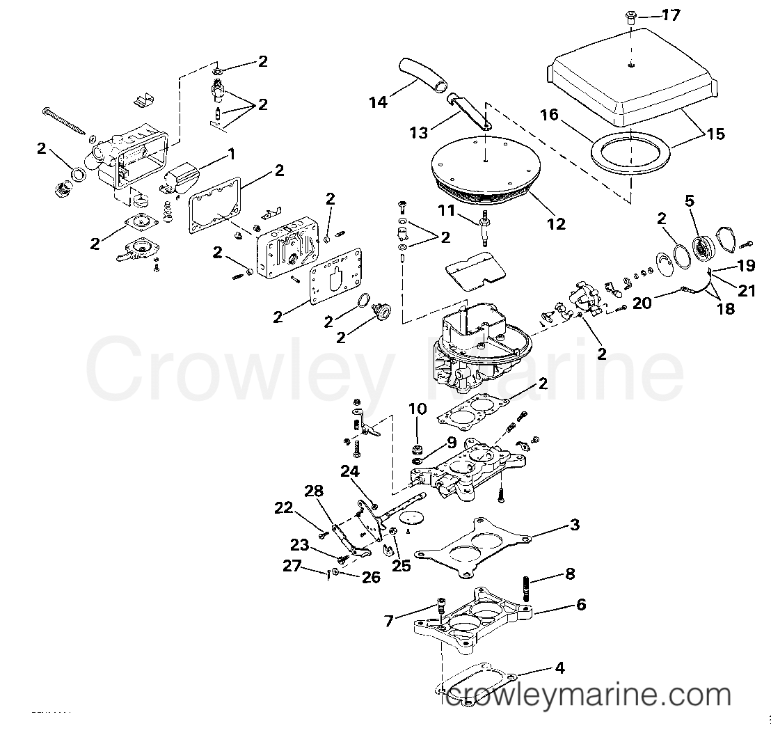 Yamaha 8hp Outboard Carburetor Adjustment
