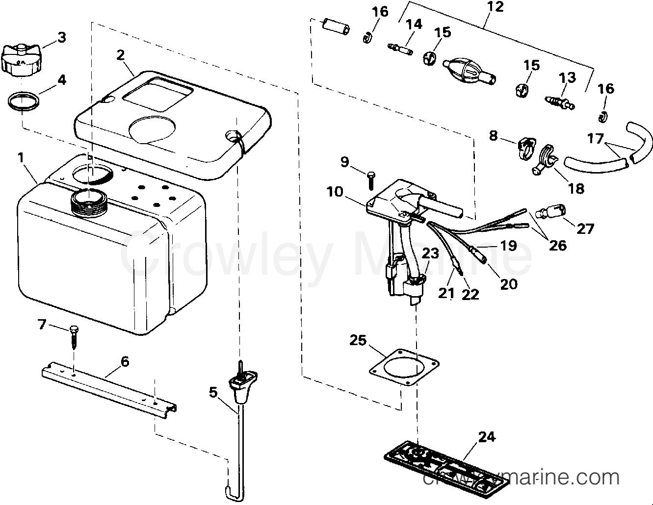 Oil Tank Kit