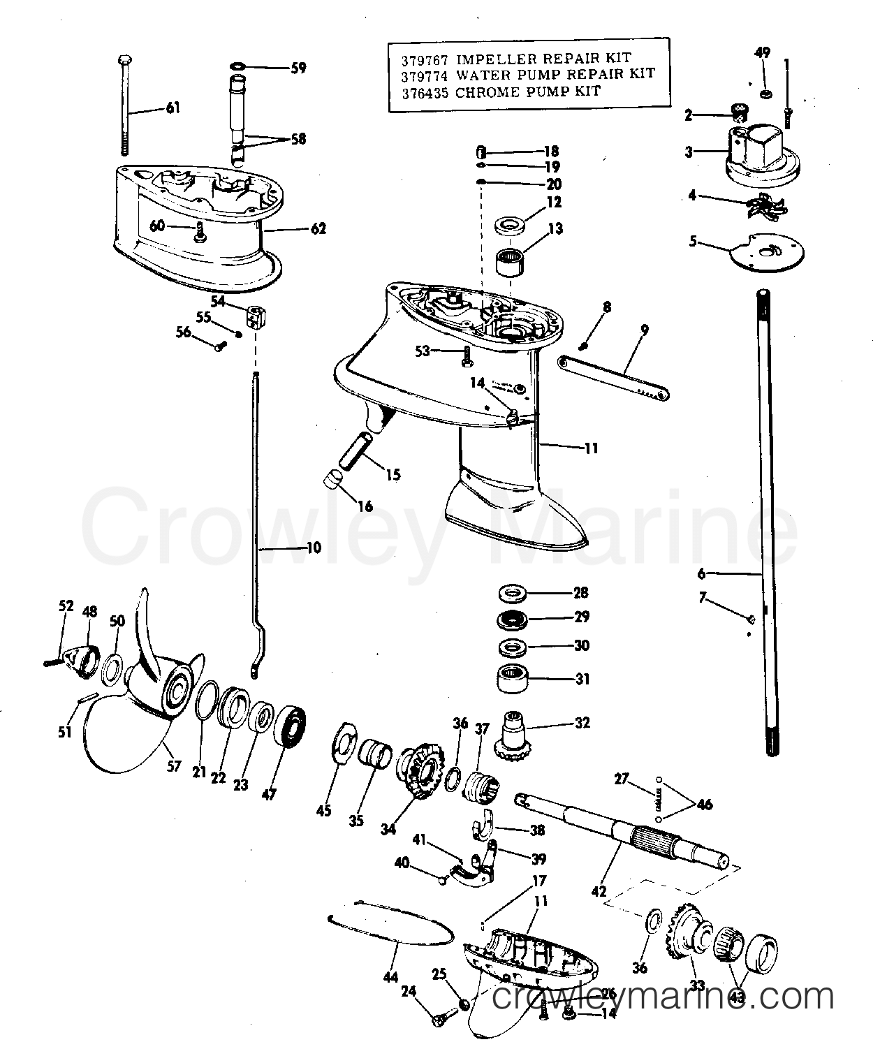 Evinrude Fuel Pump Diagram