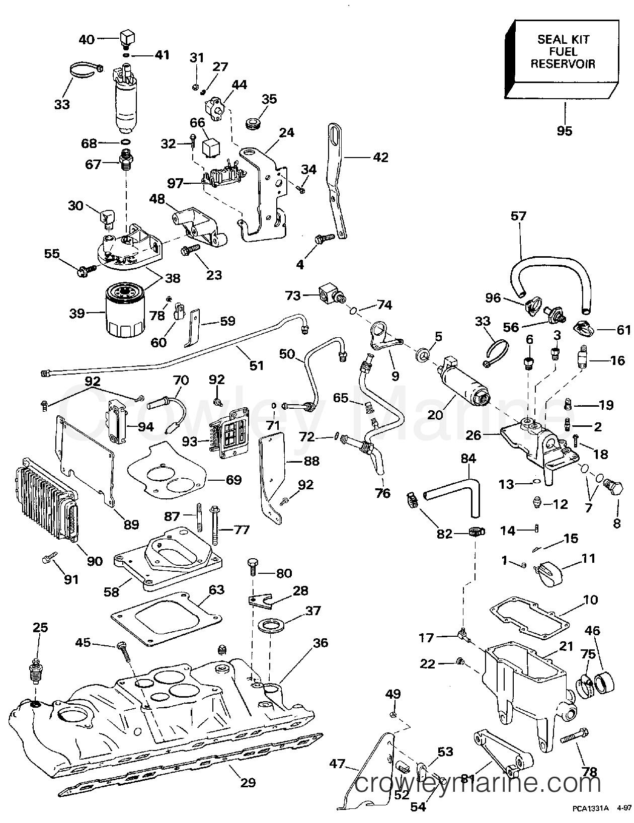 Fuel System Amp Intake Manifold