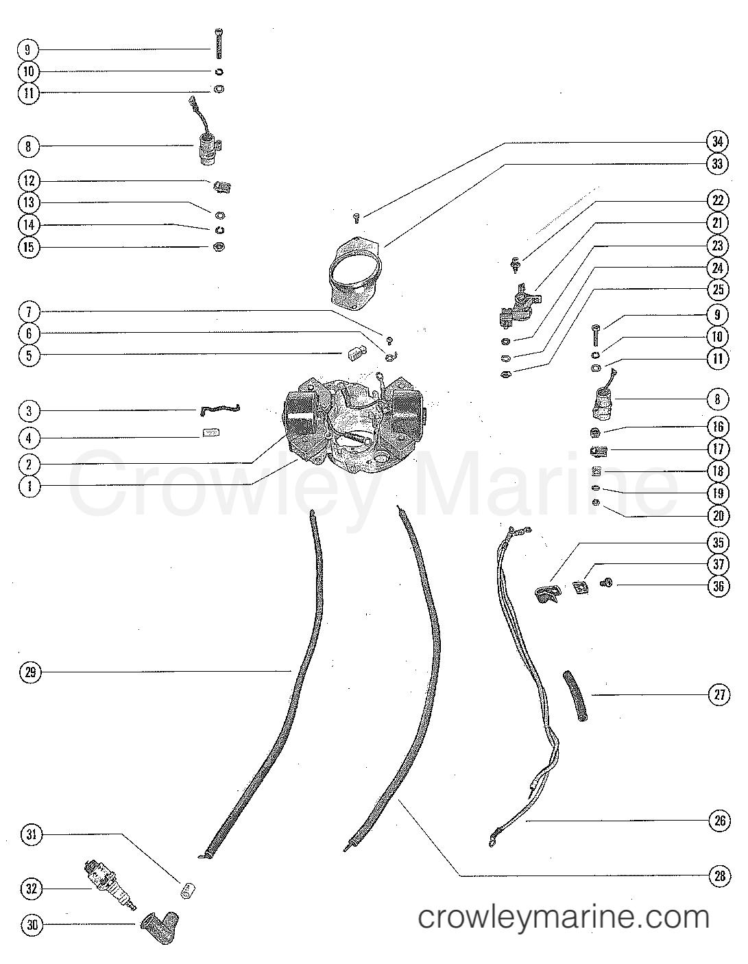 Stator Plate Assembly