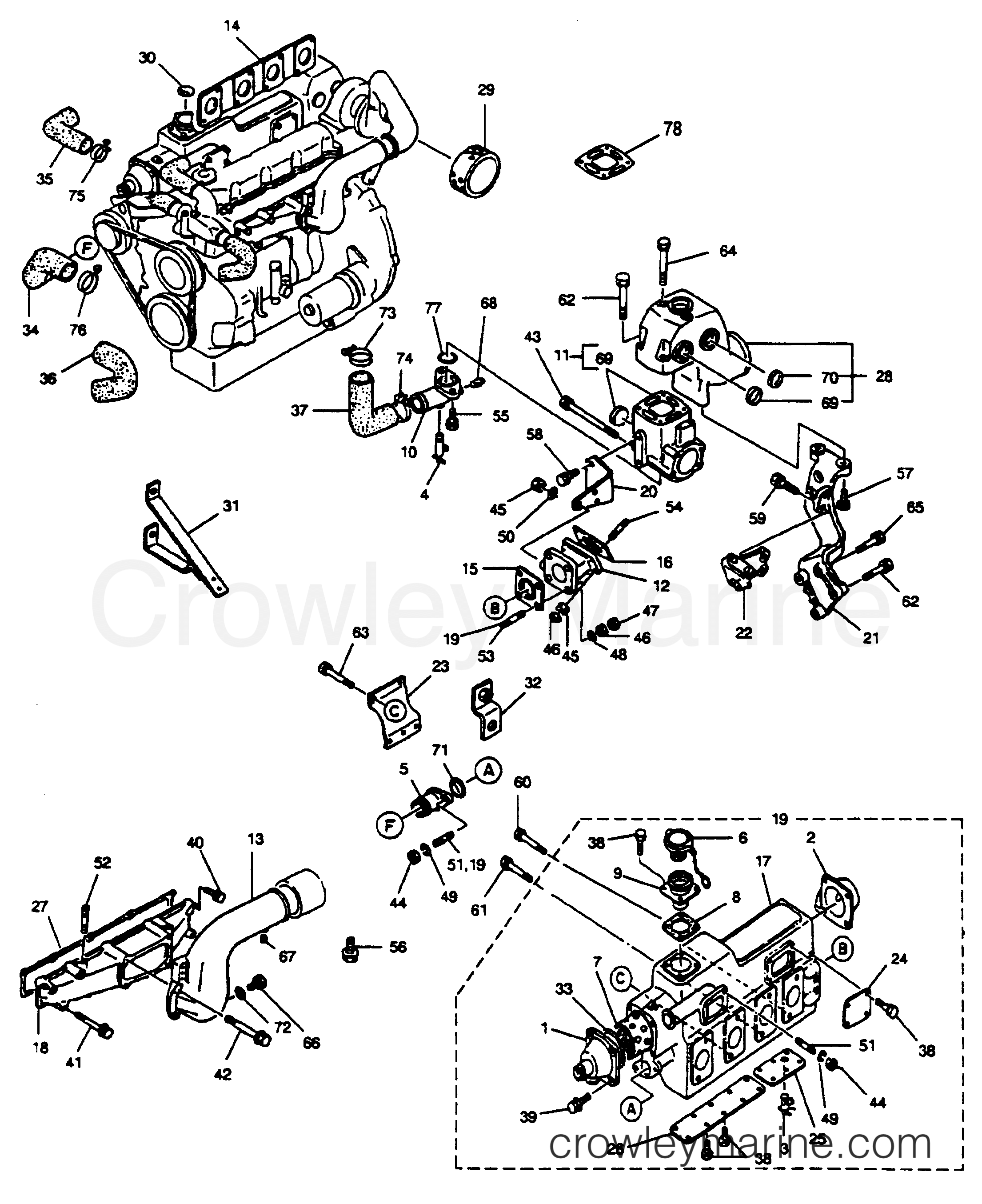 Intake And Exhaust System