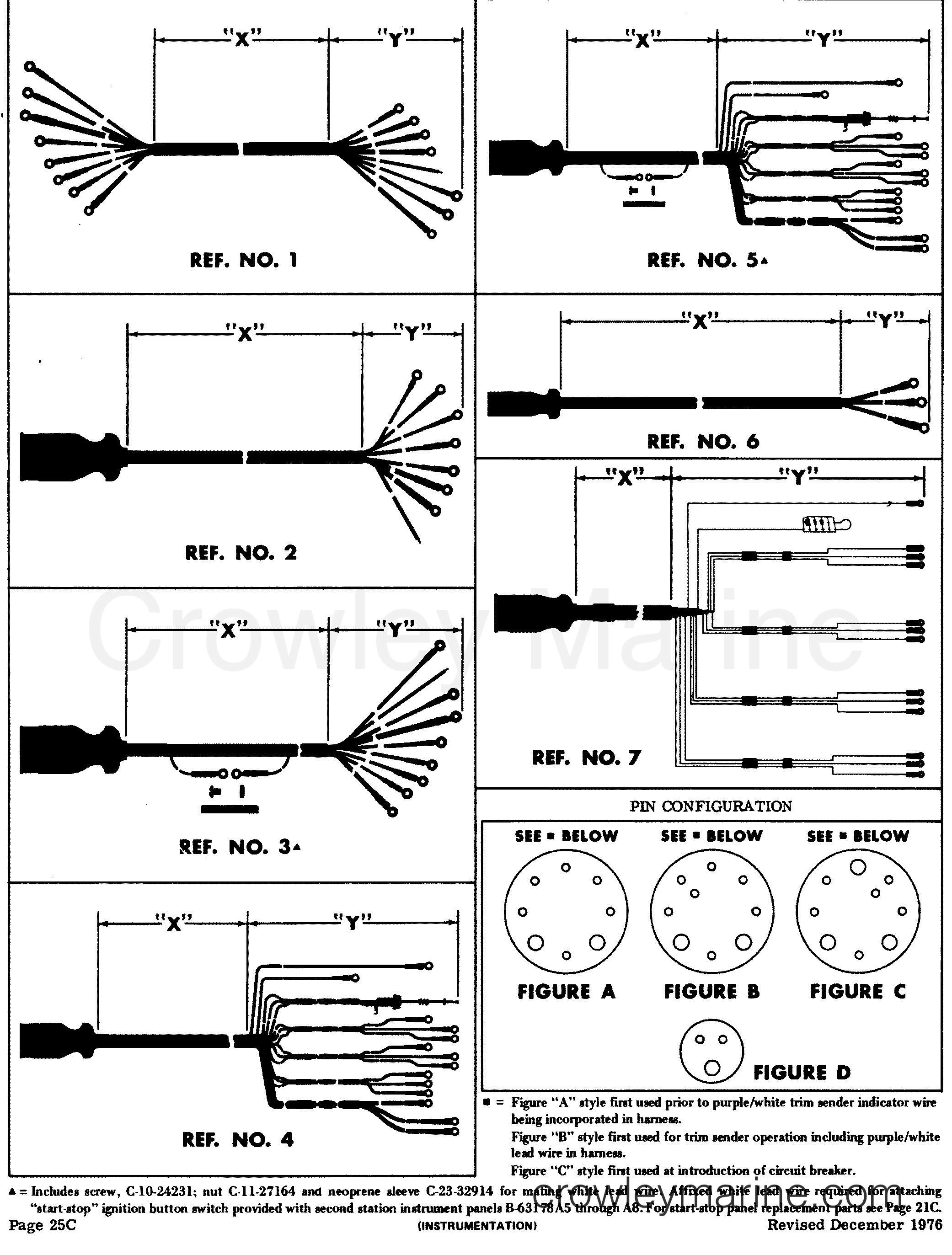 Mercury 14 Pin Harness Wiring Diagram