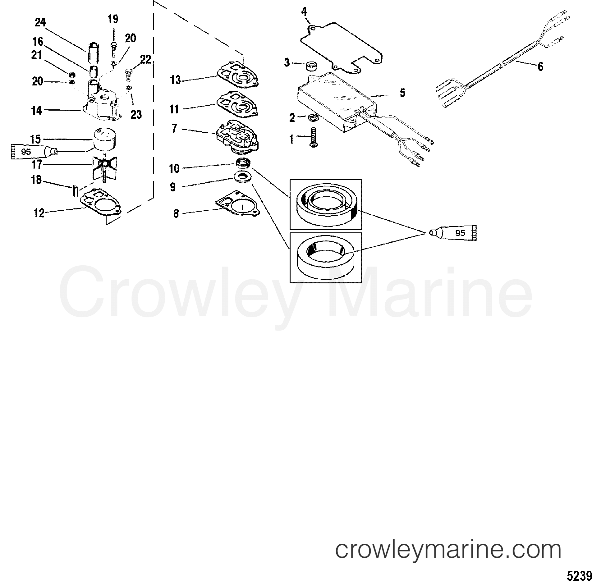 Bayliner Trophy Wiring Diagram