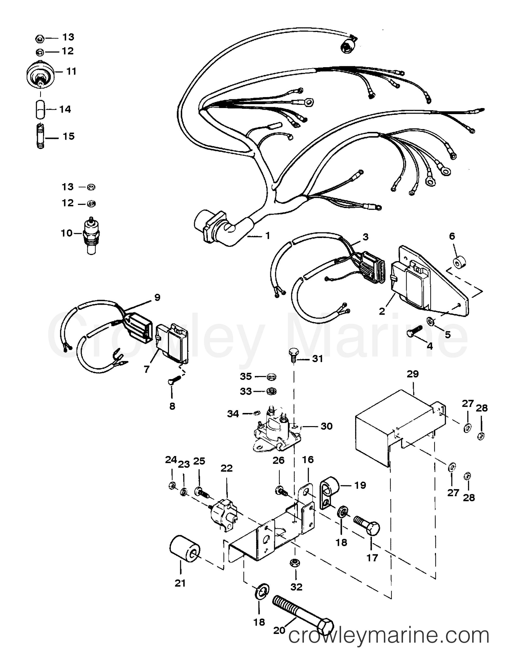 Marine Audio Wiring
