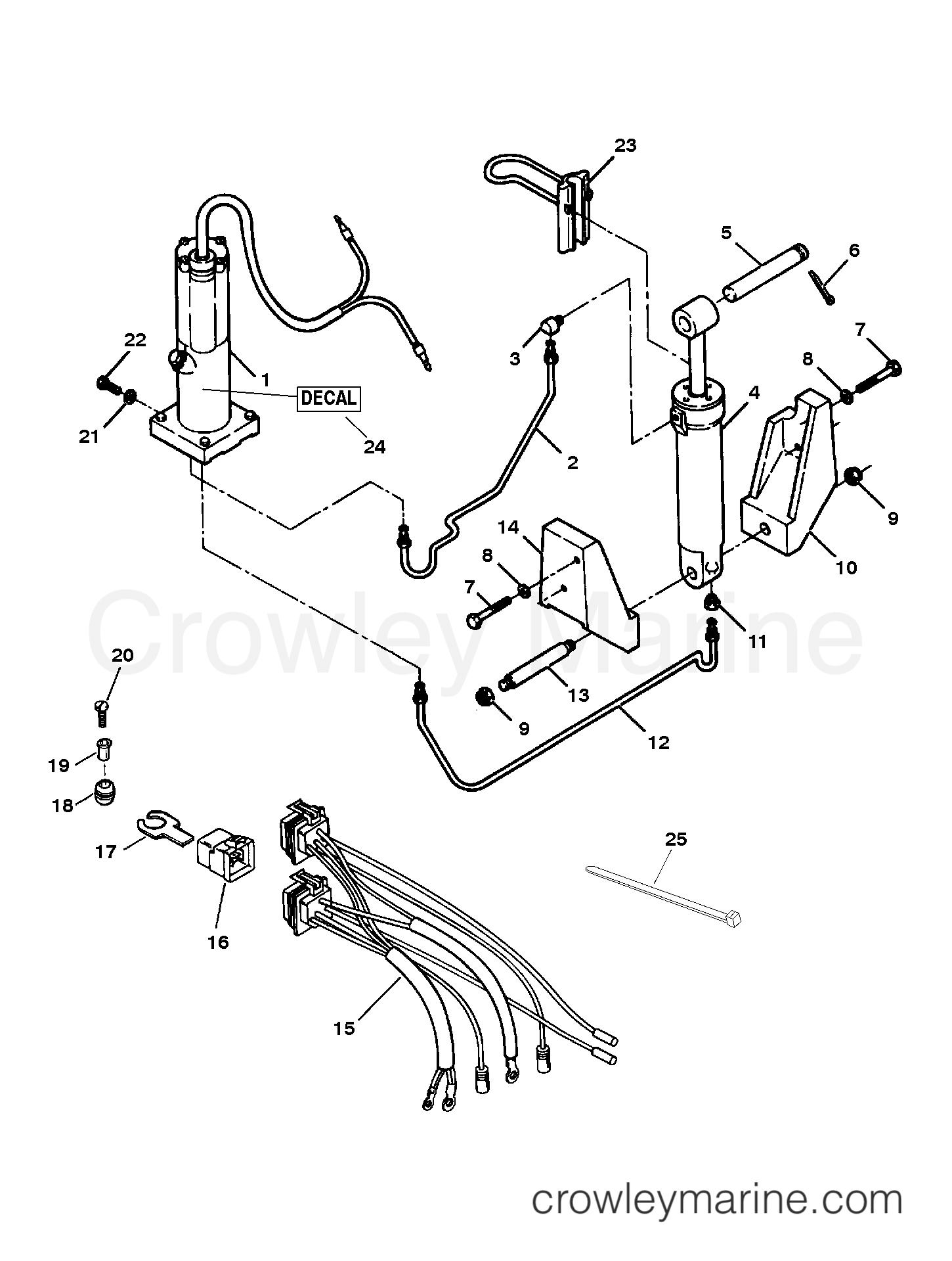 Power Trim And Tilt Unit Design I