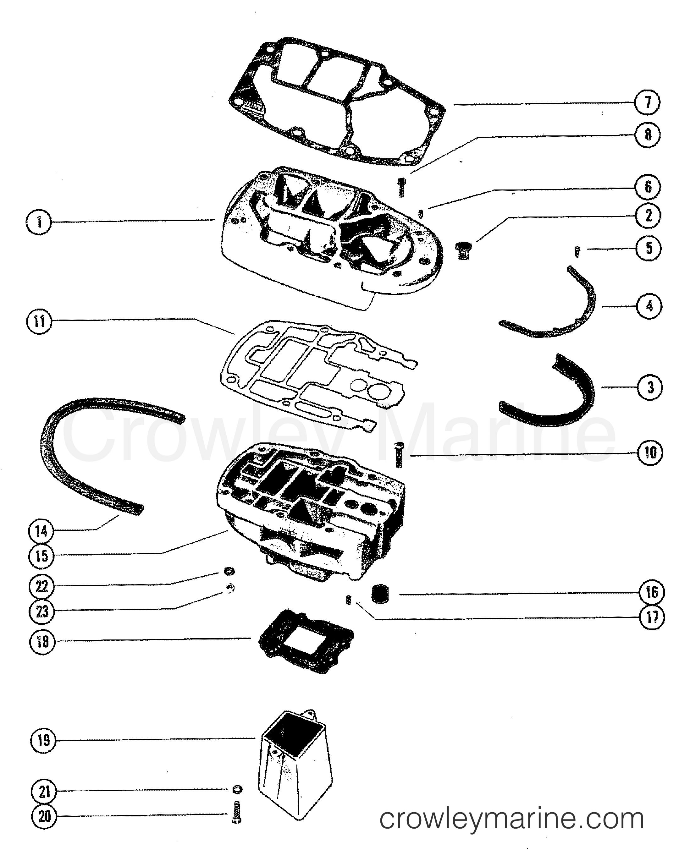 Exhaust Extension Plate