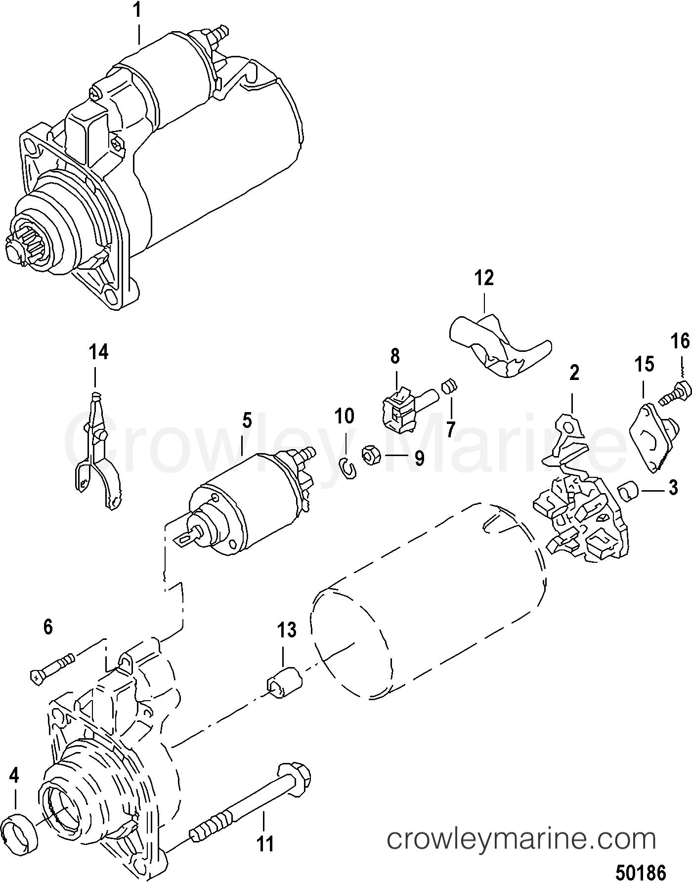 Starter Components