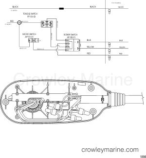WIRE DIAGRAM(MODEL PRO 70) (24 VOLT)  2002 MotorGuide 12V