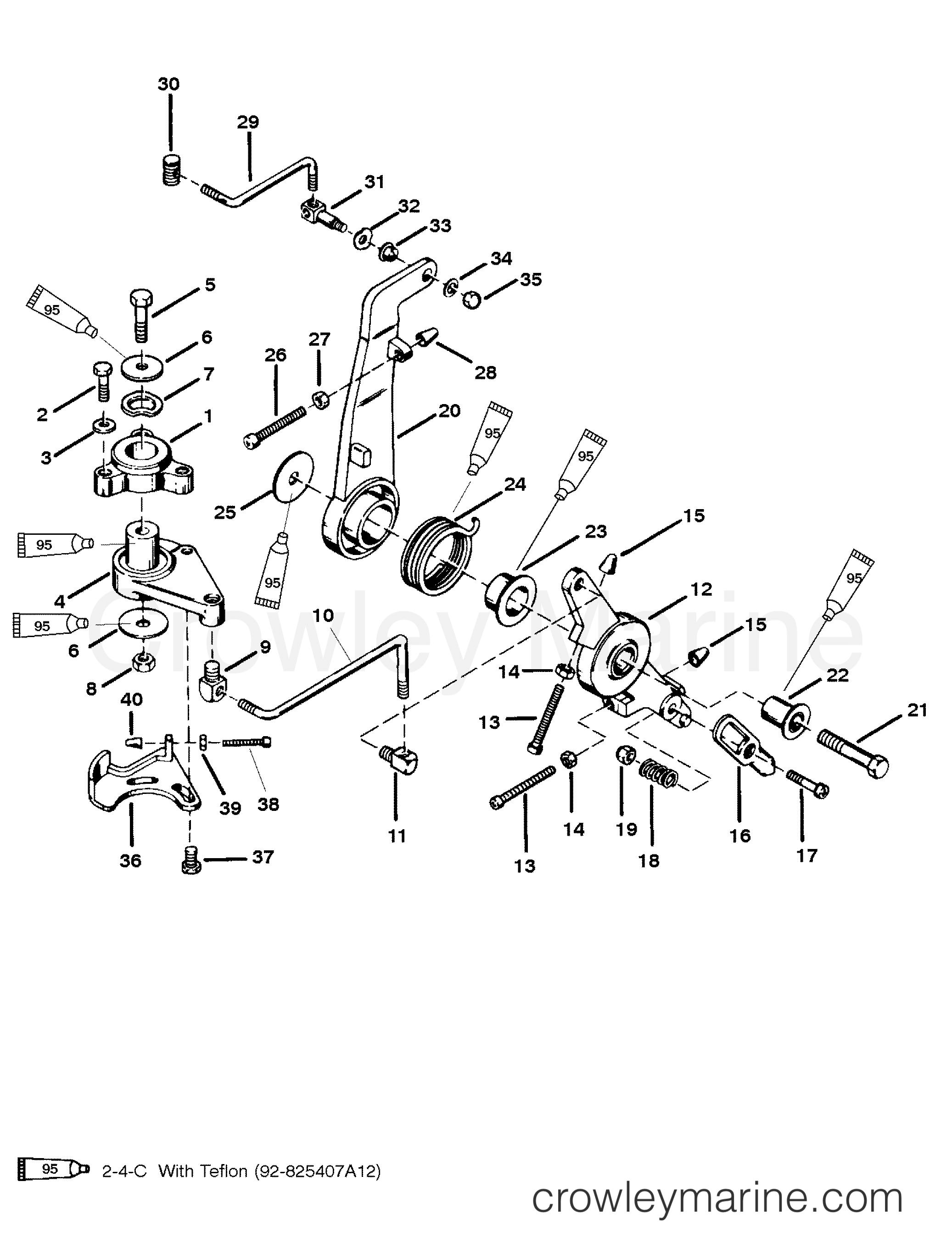 Throttle Control Linkage Metal Link Rod Swivels