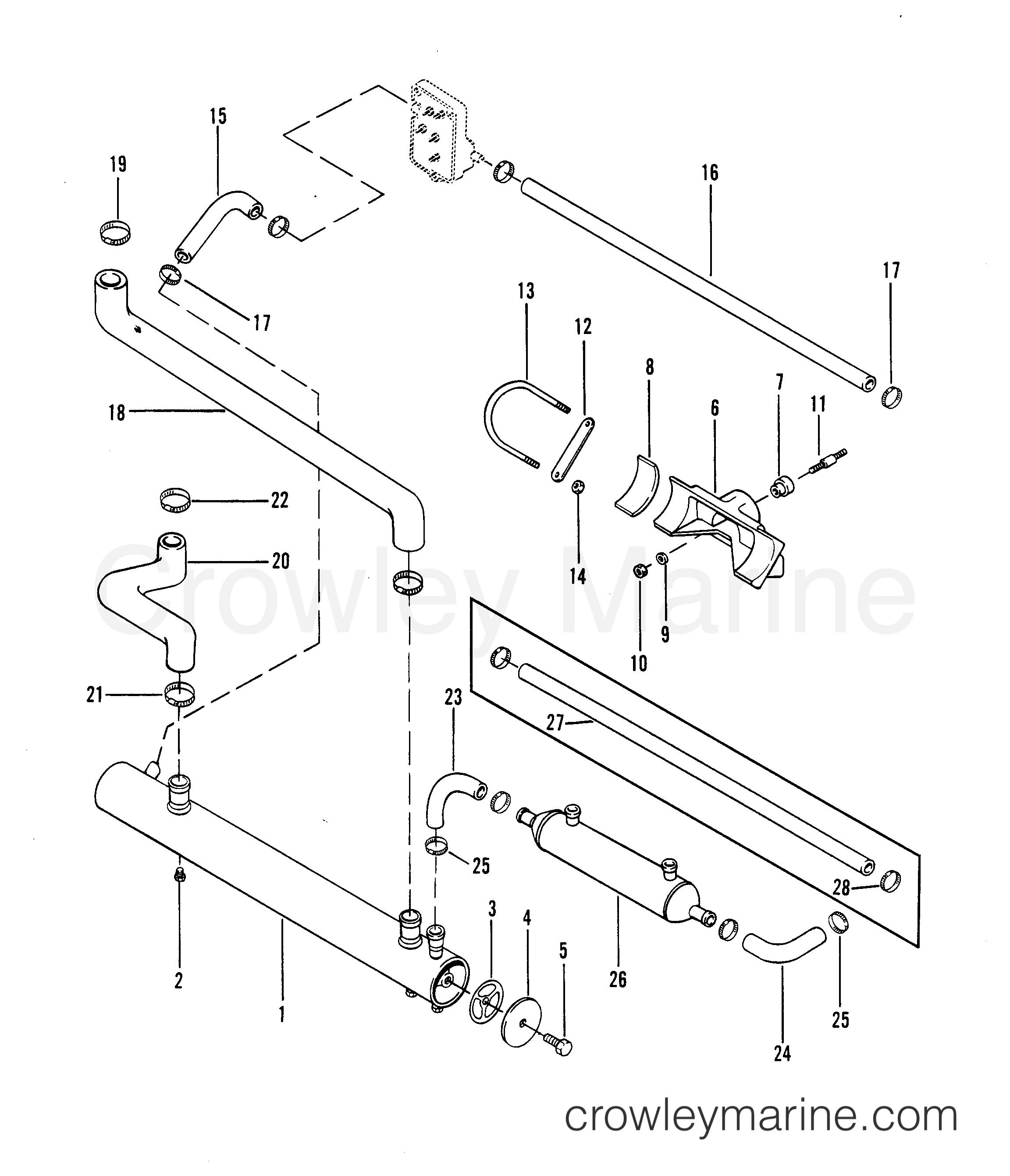 Boat Wiring Panel