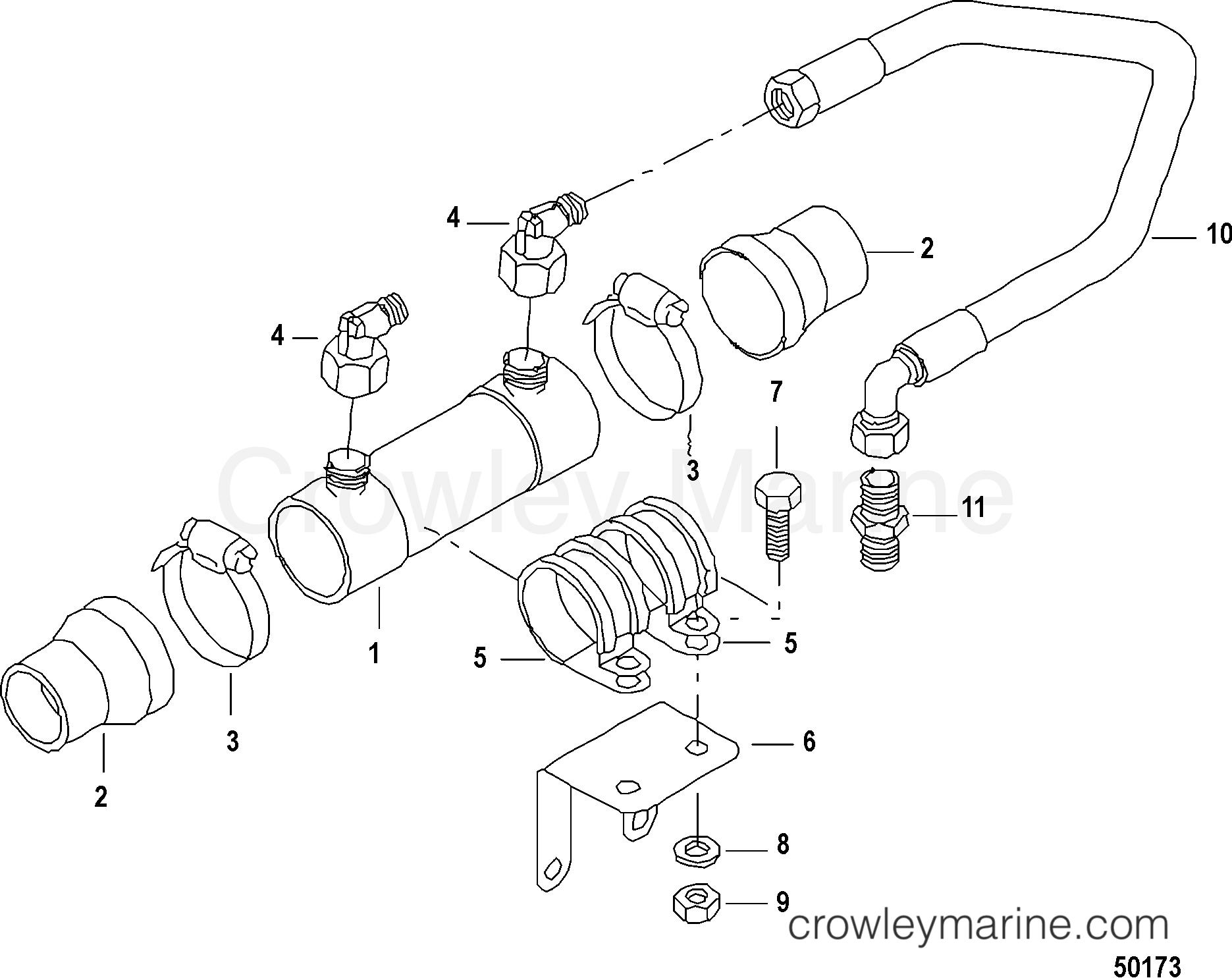 Radiator W Oil Cooler