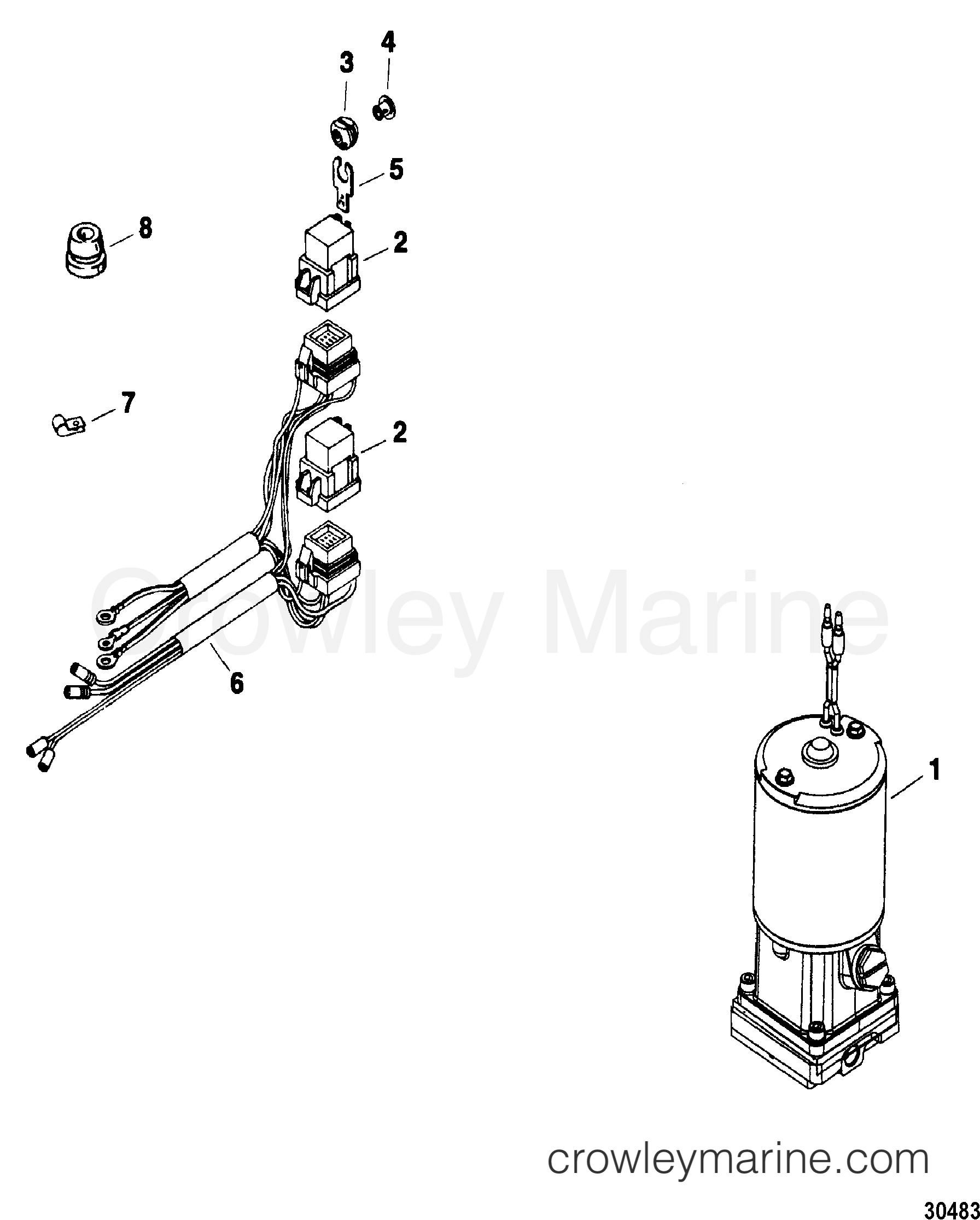 Pump Motor Kit A2