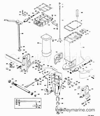 Diagram Mercruiser 5 0 Engine Diagram File Zz26652