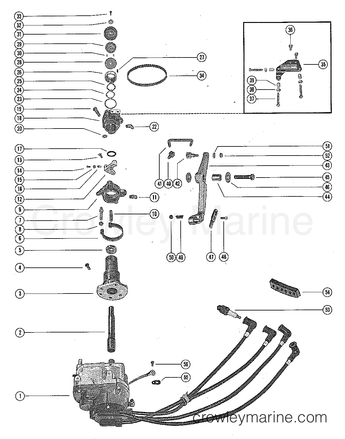 Ignition Driver And Pilot Assembly